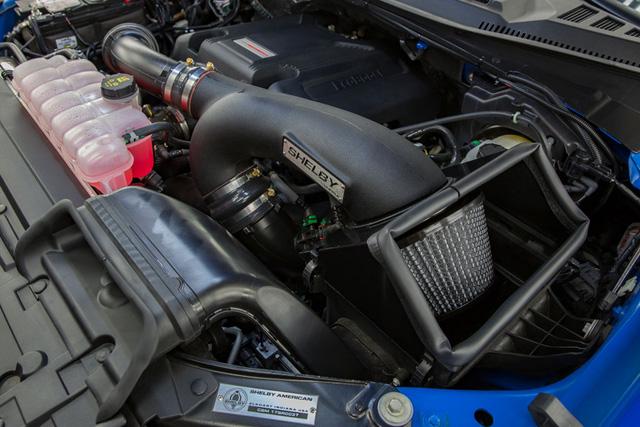 Xe bán tải khủng long Ford F-150 Raptor có thêm phiên bản mạnh hơn với lốp gần 1 mét - Ảnh 1.