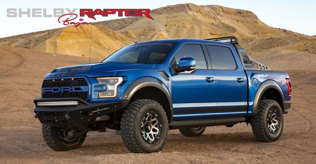 Xe bán tải khủng long Ford F-150 Raptor có thêm phiên bản mạnh hơn với lốp gần 1 mét - Ảnh 2.