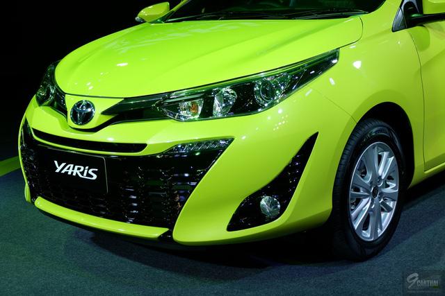 Toyota Yaris 2017 sẽ về Việt Nam ra mắt tại Thái Lan, giá từ 329 triệu Đồng - Ảnh 3.