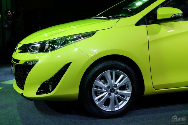Toyota Yaris 2017 sẽ về Việt Nam ra mắt tại Thái Lan, giá từ 329 triệu Đồng - Ảnh 4.