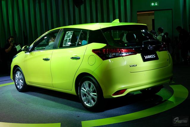 Toyota Yaris 2017 sẽ về Việt Nam ra mắt tại Thái Lan, giá từ 329 triệu Đồng - Ảnh 6.