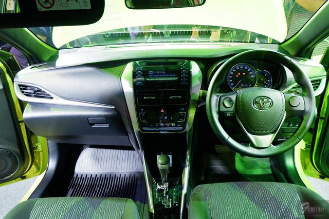 Toyota Yaris 2017 sẽ về Việt Nam ra mắt tại Thái Lan, giá từ 329 triệu Đồng - Ảnh 7.