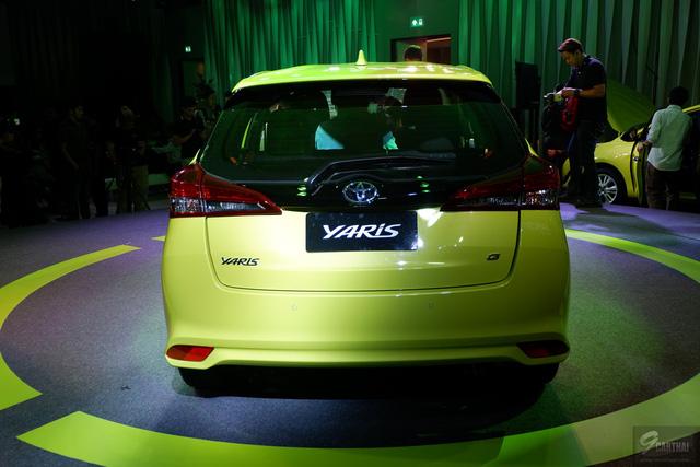 Toyota Yaris 2017 sẽ về Việt Nam ra mắt tại Thái Lan, giá từ 329 triệu Đồng - Ảnh 12.