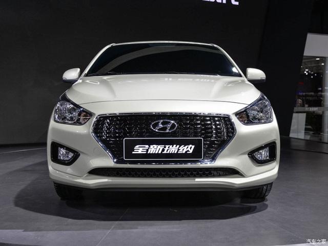 Phiên bản bình dân của Hyundai Accent được bày bán với giá chưa đến 180 triệu Đồng - Ảnh 6.