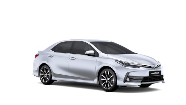 Toyota Corolla Altis 2018: Điểm danh những điểm thay đổi và mức giá chính thức ảnh 2