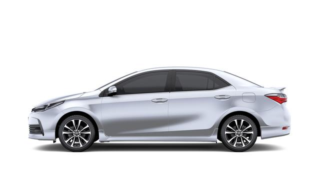 Toyota Corolla Altis 2018: Điểm danh những điểm thay đổi và mức giá chính thức ảnh 1