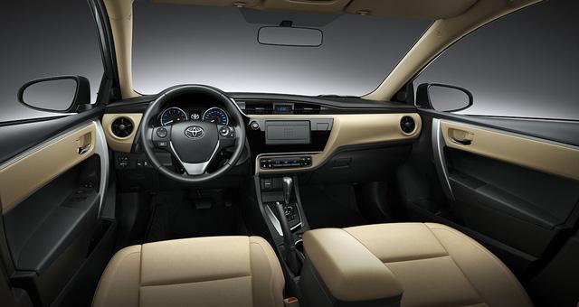 Toyota Corolla Altis 2018: Điểm danh những điểm thay đổi và mức giá chính thức ảnh 4