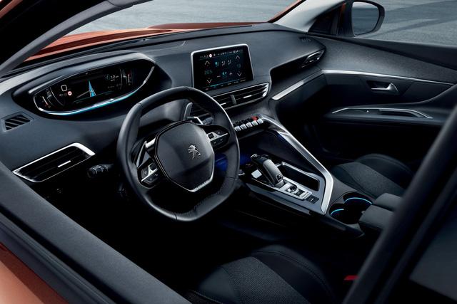 Crossover 5 chỗ Peugeot 3008 2017 bất ngờ xuất hiện trên đường phố Việt Nam, được đồn ra mắt vào năm sau - Ảnh 6.
