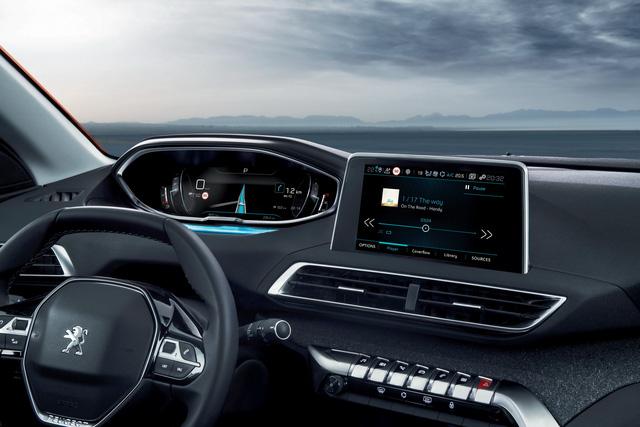 Crossover 5 chỗ Peugeot 3008 2017 bất ngờ xuất hiện trên đường phố Việt Nam, được đồn ra mắt vào năm sau - Ảnh 7.