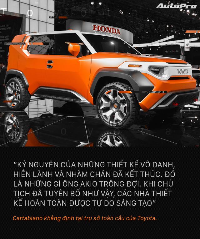 Toyota: Thời đại thiết kế tẻ nhạt đã kết thúc! - Ảnh 3.