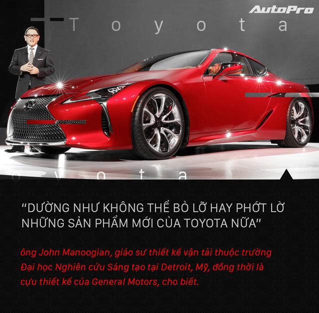 Toyota: Thời đại thiết kế tẻ nhạt đã kết thúc! - Ảnh 4.