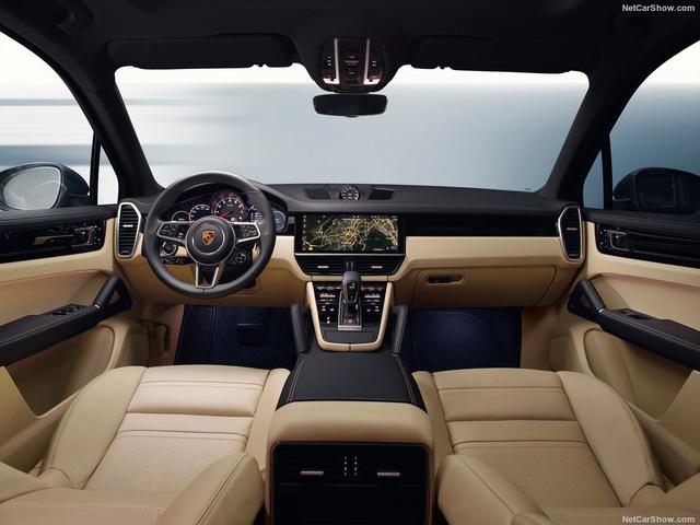 SUV sang Porsche Cayenne 2018 sắp về Việt Nam với giá gần 9 tỷ Đồng - Ảnh 2.