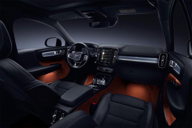 Xin chào XC40 - SUV nhỏ nhất của Volvo - Ảnh 10.