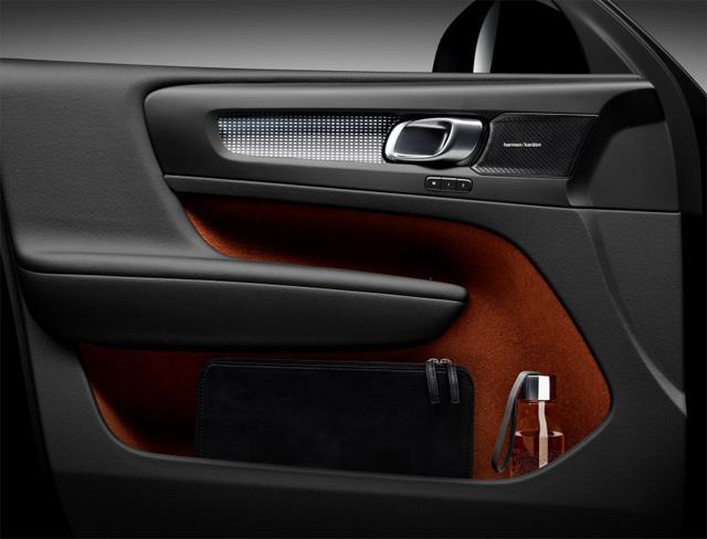Xin chào XC40 - SUV nhỏ nhất của Volvo - Ảnh 17.