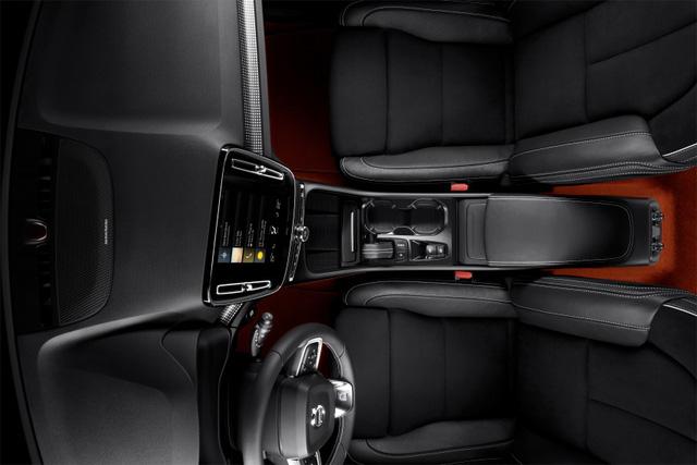Xin chào XC40 - SUV nhỏ nhất của Volvo - Ảnh 18.