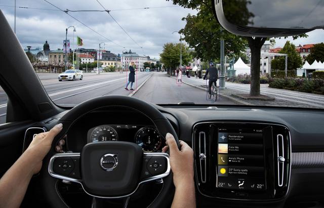 Xin chào XC40 - SUV nhỏ nhất của Volvo - Ảnh 20.