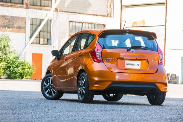 Xe 350 triệu Đồng Nissan Versa Note 2018 trình làng với trang bị tốt hơn - Ảnh 2.