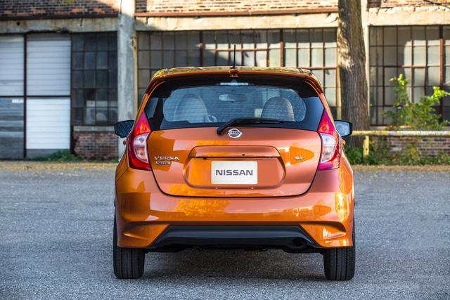 Xe 350 triệu Đồng Nissan Versa Note 2018 trình làng với trang bị tốt hơn - Ảnh 3.