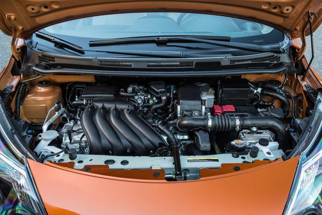 Xe 350 triệu Đồng Nissan Versa Note 2018 trình làng với trang bị tốt hơn - Ảnh 4.
