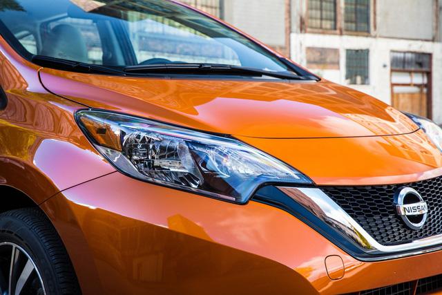 Xe 350 triệu Đồng Nissan Versa Note 2018 trình làng với trang bị tốt hơn - Ảnh 5.