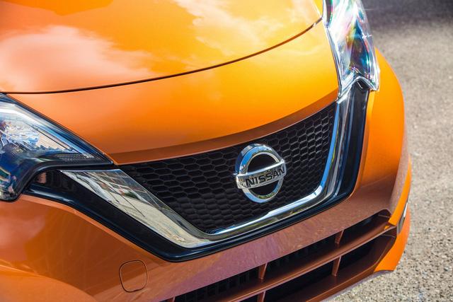 Xe 350 triệu Đồng Nissan Versa Note 2018 trình làng với trang bị tốt hơn - Ảnh 6.