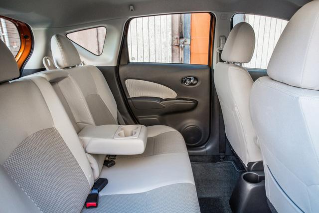 Xe 350 triệu Đồng Nissan Versa Note 2018 trình làng với trang bị tốt hơn - Ảnh 9.