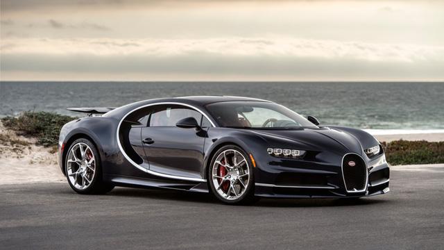Tin vui cho các đại gia: Lốp của siêu xe Bugatti Chiron sẽ không có giá 42.000 USD/bộ như Veyron - Ảnh 1.