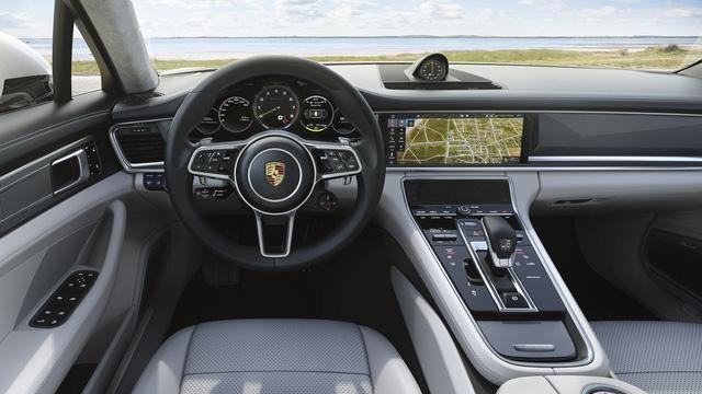 Porsche vén màn phiên bản chỉ tiêu thụ 3 lít xăng/100 km của Panamera 2017 - Ảnh 5.