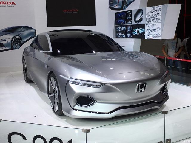 Đây có thể là hình ảnh xem trước của Honda City thế hệ mới - Ảnh 1.