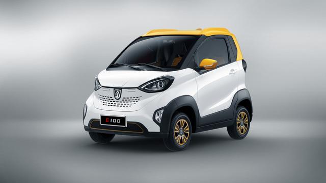 Mẫu xe mang thiết kế giống Smart ForTwo nhưng chỉ có giá 5.400 USD này hiện đang gây sốt - Ảnh 1.