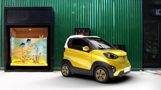 Mẫu xe mang thiết kế giống Smart ForTwo nhưng chỉ có giá 5.400 USD này hiện đang gây sốt - Ảnh 5.