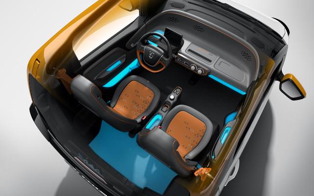 Mẫu xe mang thiết kế giống Smart ForTwo nhưng chỉ có giá 5.400 USD này hiện đang gây sốt - Ảnh 6.
