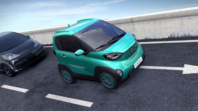 Mẫu xe mang thiết kế giống Smart ForTwo nhưng chỉ có giá 5.400 USD này hiện đang gây sốt - Ảnh 9.