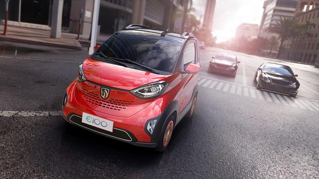 Mẫu xe mang thiết kế giống Smart ForTwo nhưng chỉ có giá 5.400 USD này hiện đang gây sốt - Ảnh 10.