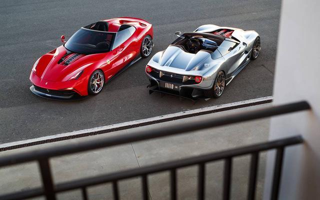 Bất ngờ bắt gặp siêu phẩm Ferrari F12 TRS thứ hai trên toàn thế giới - Ảnh 4.