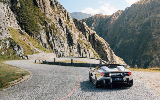 Bất ngờ bắt gặp siêu phẩm Ferrari F12 TRS thứ hai trên toàn thế giới - Ảnh 9.