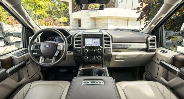 Ford F-Series Super Duty Limited - Limousine của dòng xe bán tải cỡ lớn - Ảnh 5.