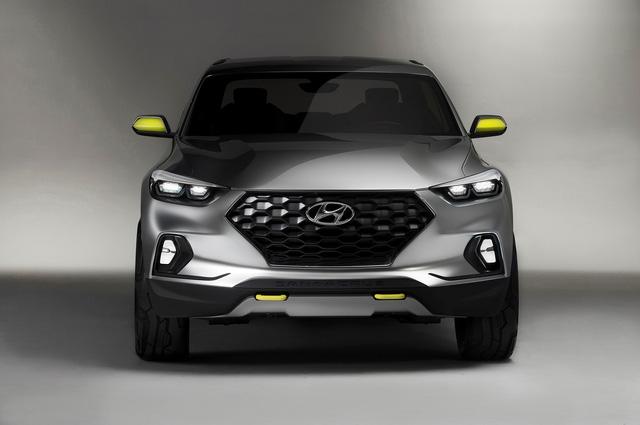 Hyundai phát triển xe bán tải thực thụ để cạnh tranh Ford Ranger và Toyota Hilux - Ảnh 2.
