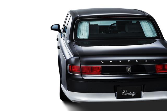 Toyota Century 2018 - Limousine 4 cửa, 4 chỗ mang kiểu dáng hoài cổ - Ảnh 3.