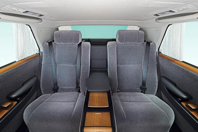 Toyota Century 2018 - Limousine 4 cửa, 4 chỗ mang kiểu dáng hoài cổ - Ảnh 5.