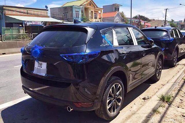 Cuối cùng thì Mazda CX-5 2017 cũng đã xuất hiện tại Việt Nam - Ảnh 2.