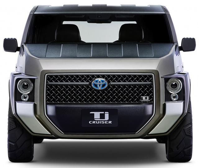 Toyota Tj Cruiser - Con chung của anh SUV và chị xe van chở hàng - Ảnh 1.