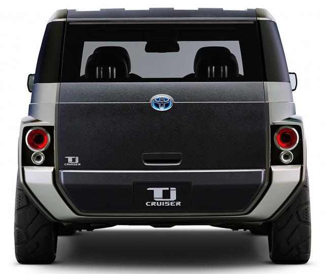 Toyota Tj Cruiser - Con chung của anh SUV và chị xe van chở hàng - Ảnh 2.