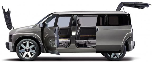 Toyota Tj Cruiser - Con chung của anh SUV và chị xe van chở hàng - Ảnh 4.