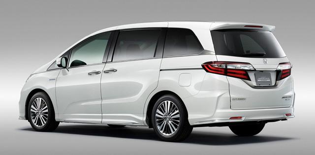 Diện kiến xe MPV Honda Odyssey 2018 có thể sẽ về Việt Nam - Ảnh 3.