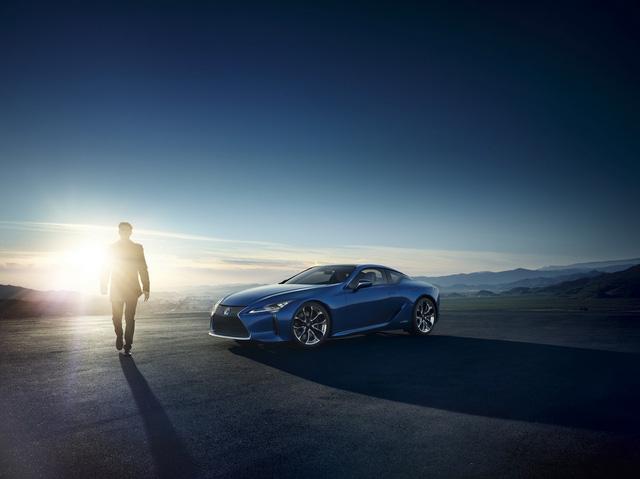 Lexus LC 2018 mang màu sơn đặc biệt được phát triển trong suốt 15 năm - Ảnh 10.