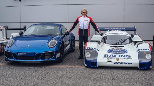 911 GTS British Legends Edition - Xe tôn vinh những chiến thắng lịch sử của Porsche - Ảnh 4.