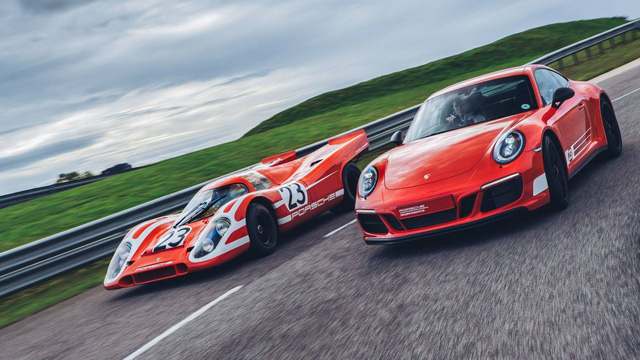 911 GTS British Legends Edition - Xe tôn vinh những chiến thắng lịch sử của Porsche - Ảnh 9.
