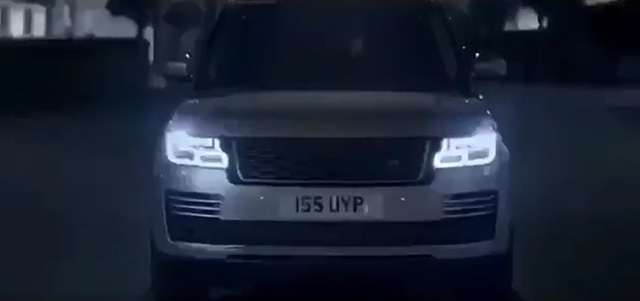 SUV hạng sang Range Rover 2018 lộ diện sớm với trang bị giống Velar - Ảnh 2.