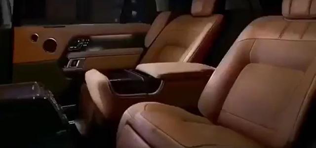 SUV hạng sang Range Rover 2018 lộ diện sớm với trang bị giống Velar - Ảnh 5.